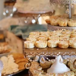 Spring Reception Food | Dessert Table