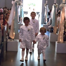 Ruberto Wedding - Ring Bearers