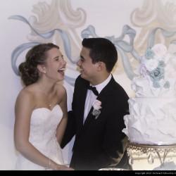 Ruberto Wedding - Wedding Cake