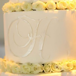 Homonnay Wedding - Wedding Cake