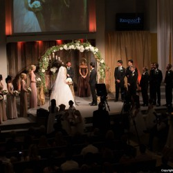 Leaman/Eldeen Wedding - Ceremony - Remnant Fellowship