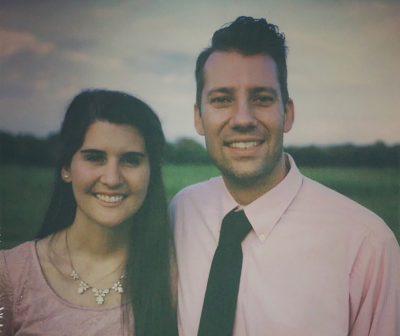 Michael Hagans and Amanda Wheeler - Remnant Fellowship Wedding