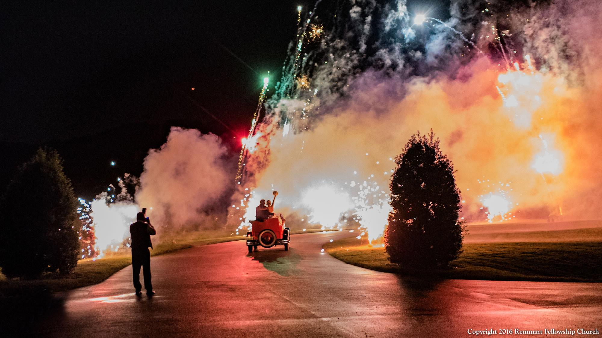 Remnant-Fellowship-Wedding-Langsdon-Travis-fireworks