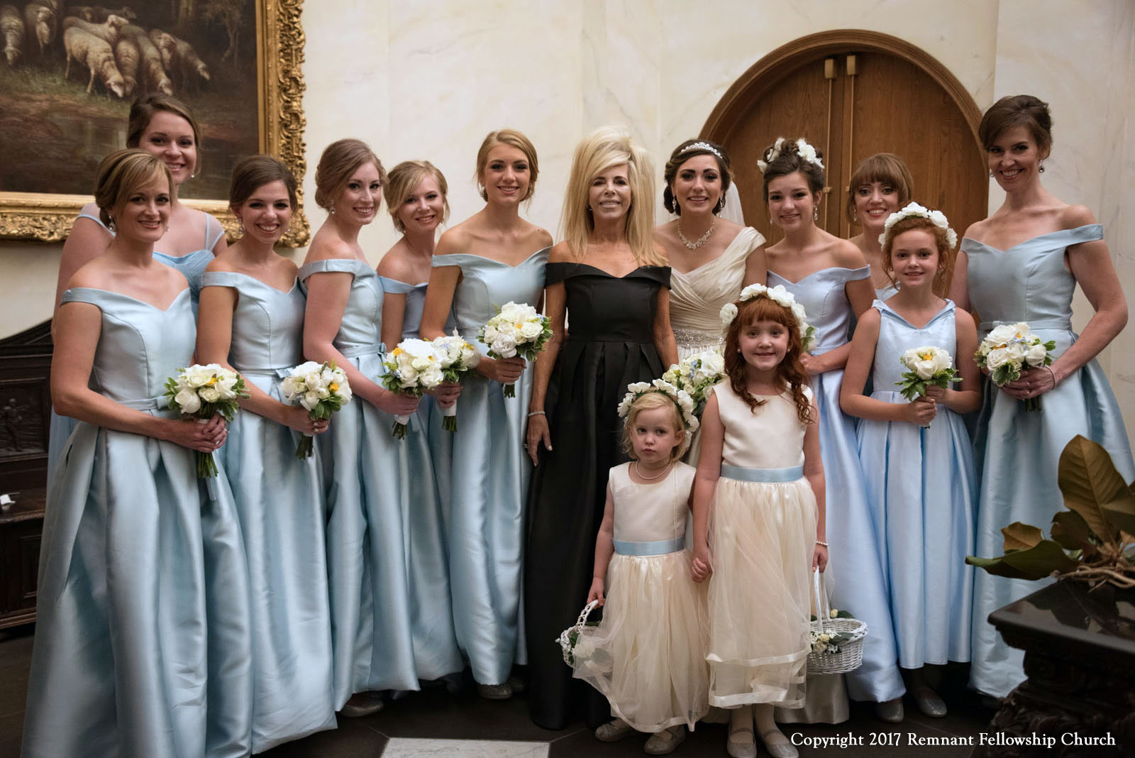Remnant-Fellowship-Purdy-Wolgemuth-Covenant-Wedding-Bride-Bridesmaids-Gwen