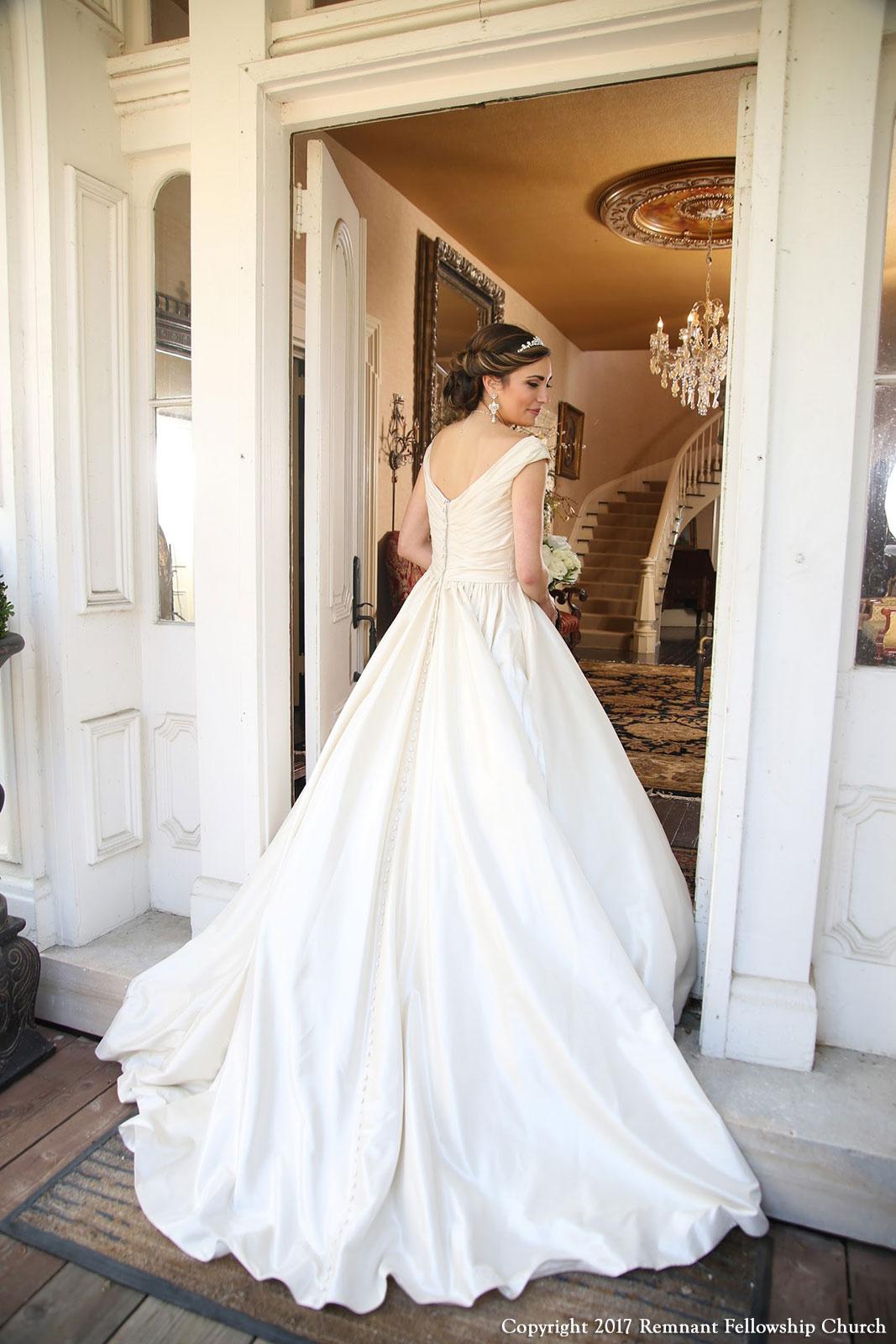 Wedding Dresses - Remnant Fellowship Weddings