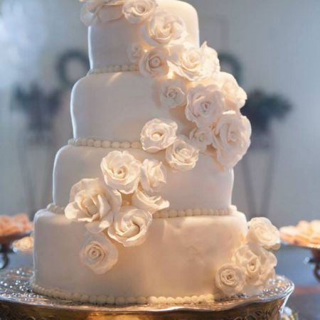 Remnant Fellowship Wedding - Cake