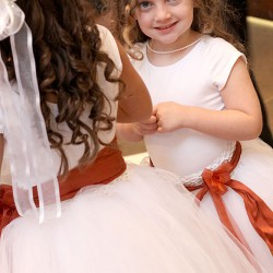Gadke Wedding - Flower Girls