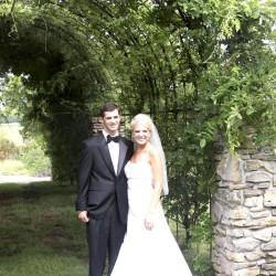 Henry Wedding - Bride and Groom