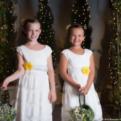 Remnant Fellowship - Flower Girls - Williams/Scott Summer Wedding