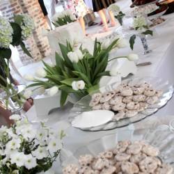 Homonnay Wedding - Food Table
