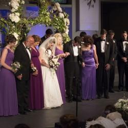 Purple Summer Wedding | Purple Bridesmaid Dresses