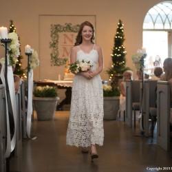 Summer White Wedding Bridesmaid Dresses.