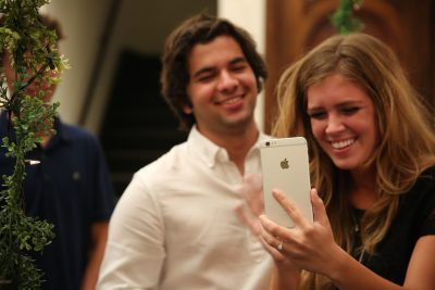 Slater Jost and Ashton Martin Engagement - facetime