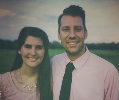Michael Hagans and Amanda Wheeler - Remnant Fellowship Wedding