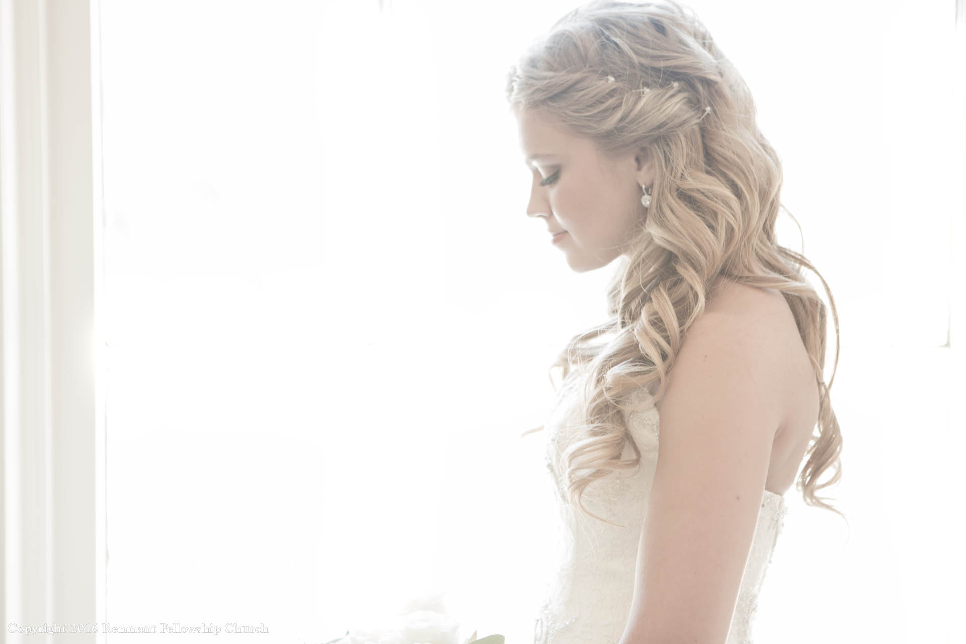 Remnant-Fellowship-Martin-Jost-Wedding-bride-hair