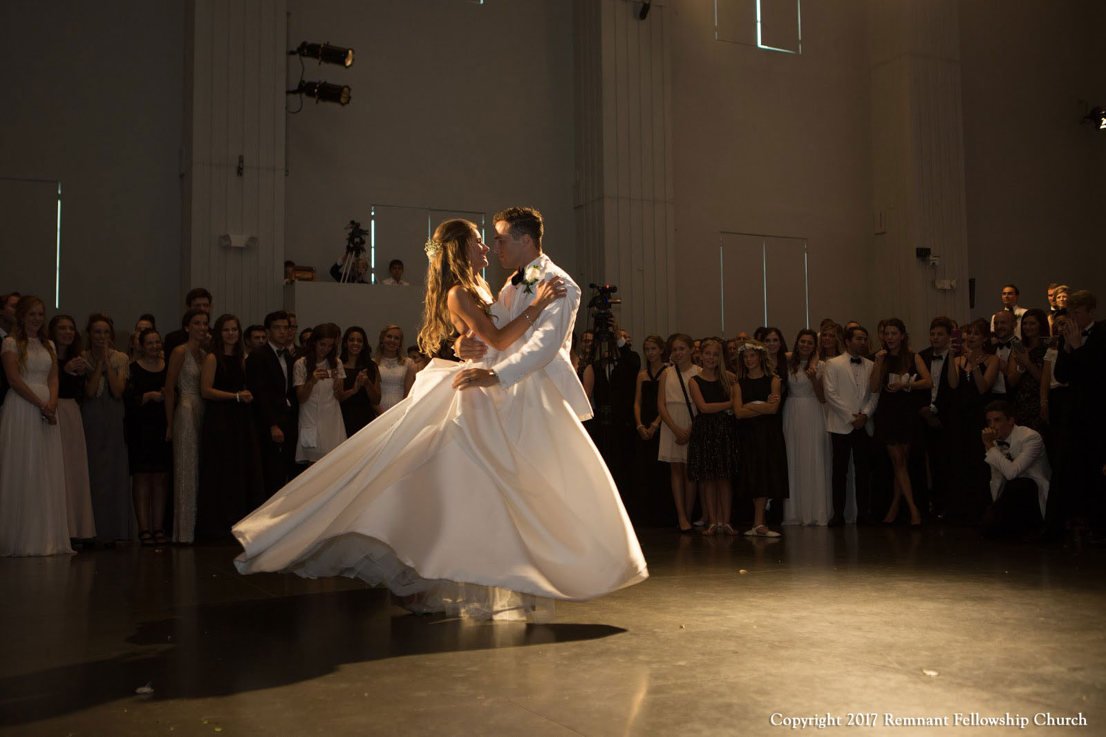 Remnant-Fellowship-Hamilton-Gormsen-Covenant-Wedding-Bride-and-Groom-Dancing