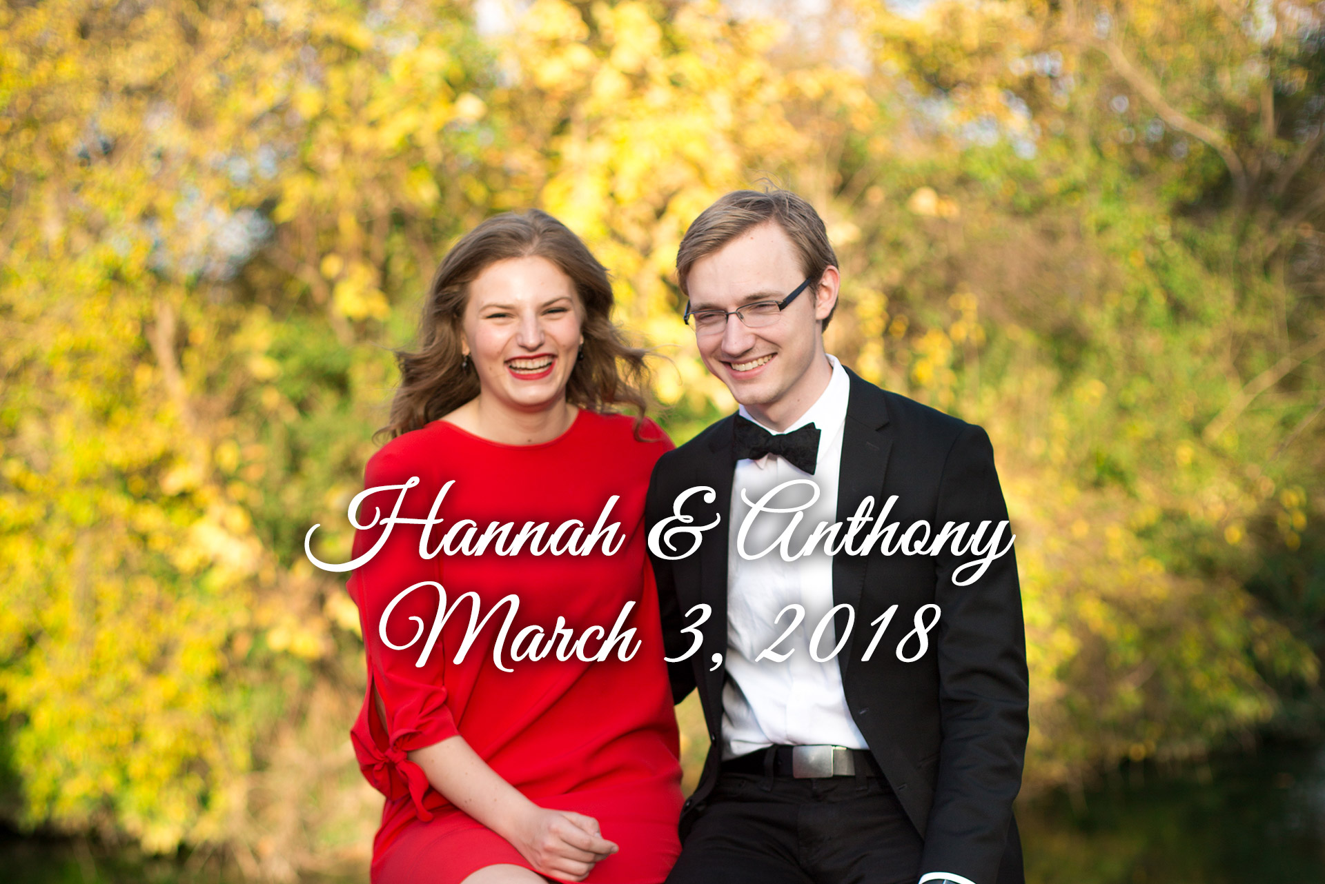 The Remnant Fellowship Engagement of Anthony Wheeler and Hannah Petralito