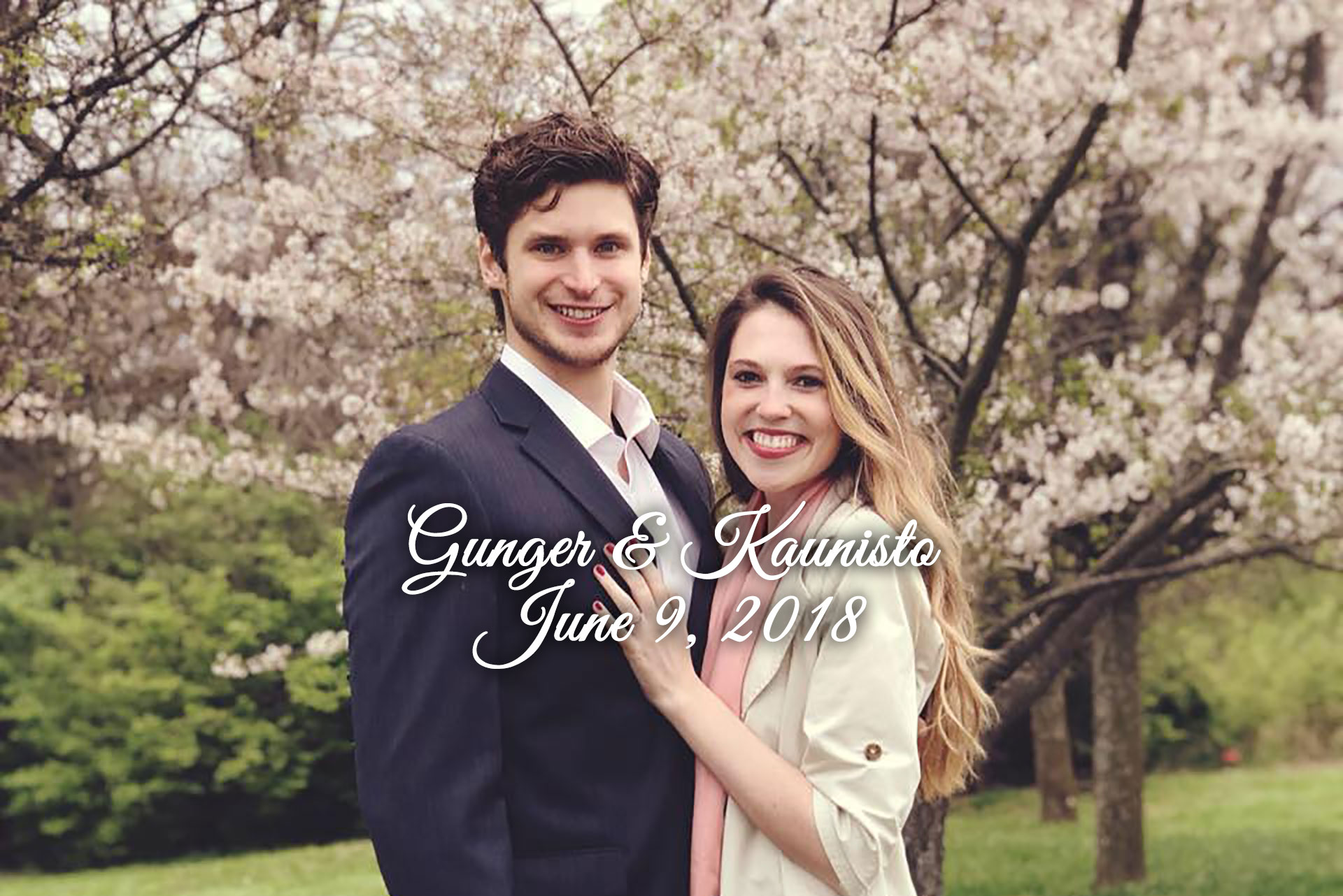 Gunger-Kaunisto Remnant Fellowship Wedding