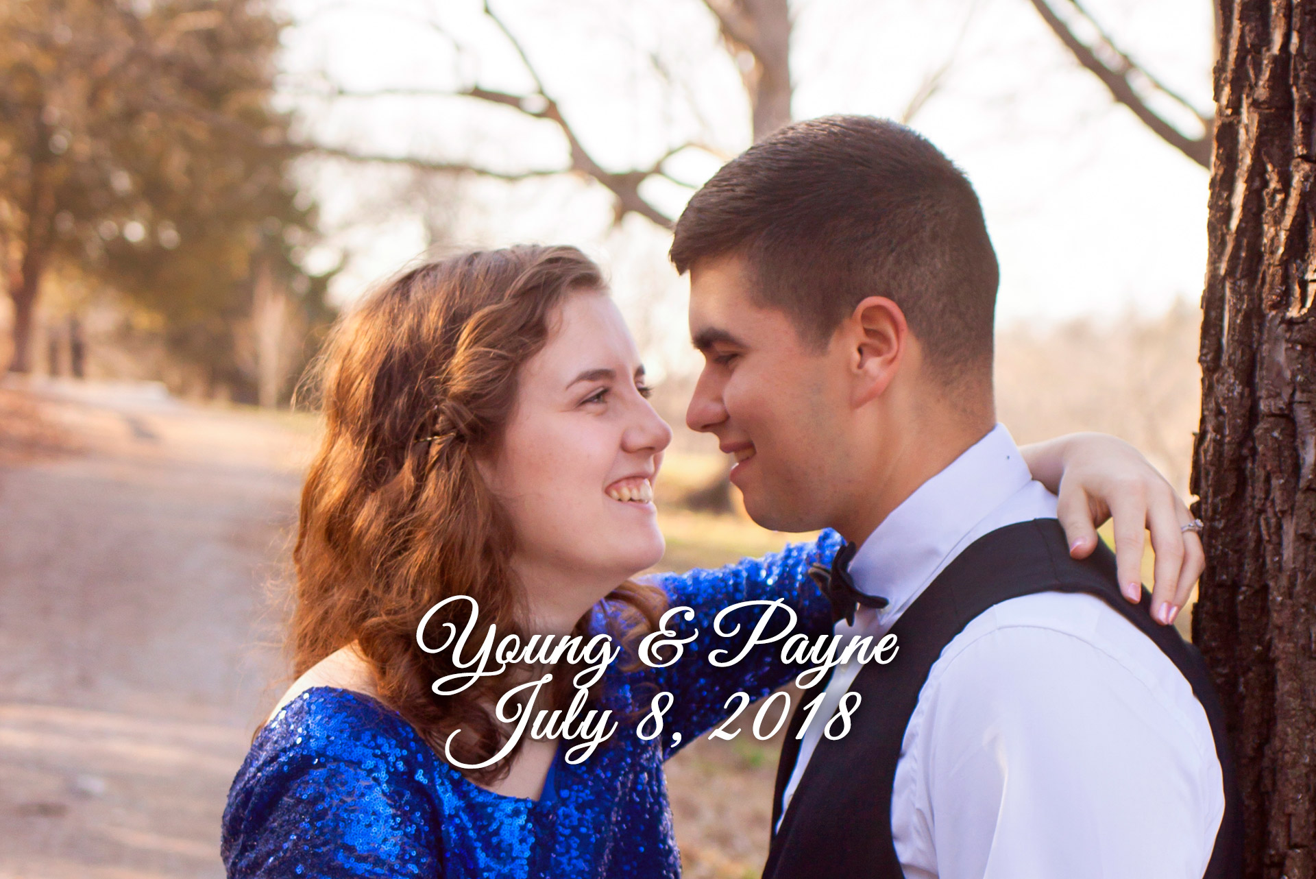 Young-Payne Remnant Fellowship Wedding
