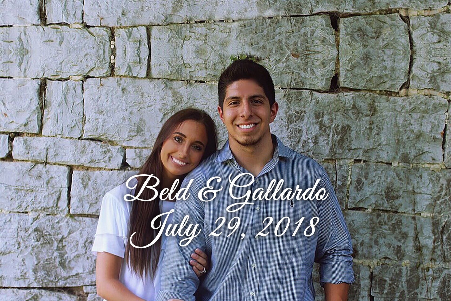 Beld-Gallardo Remnant Fellowship Wedding