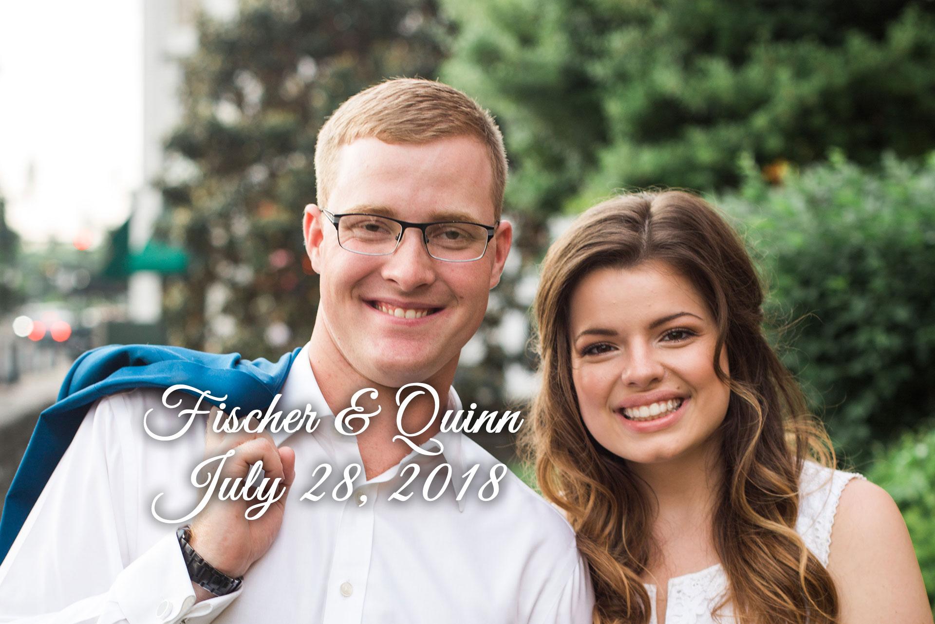 Fischer-Quinn Remnant Fellowship Engagement