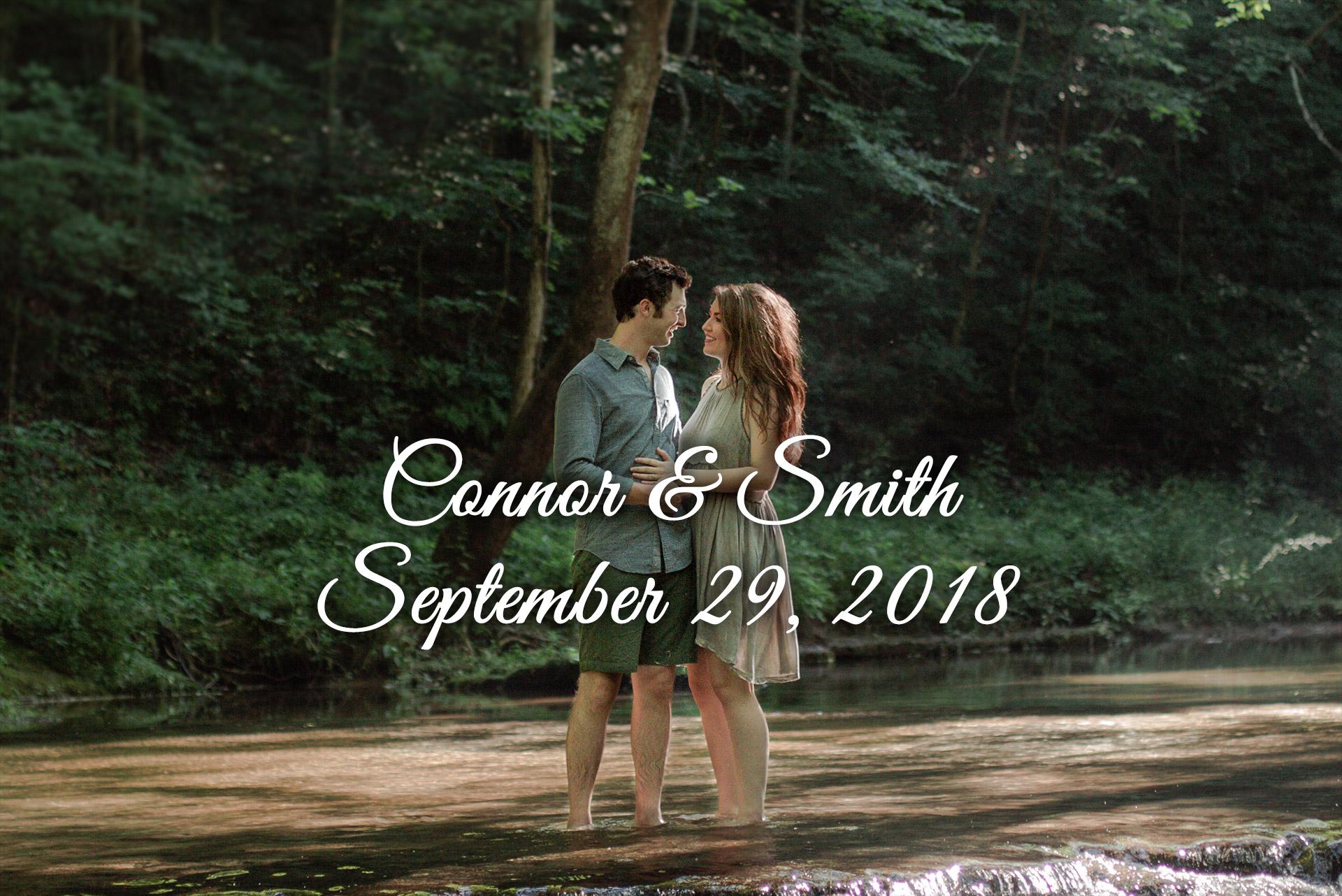 Connor-Smith Remnant Fellowship Wedding