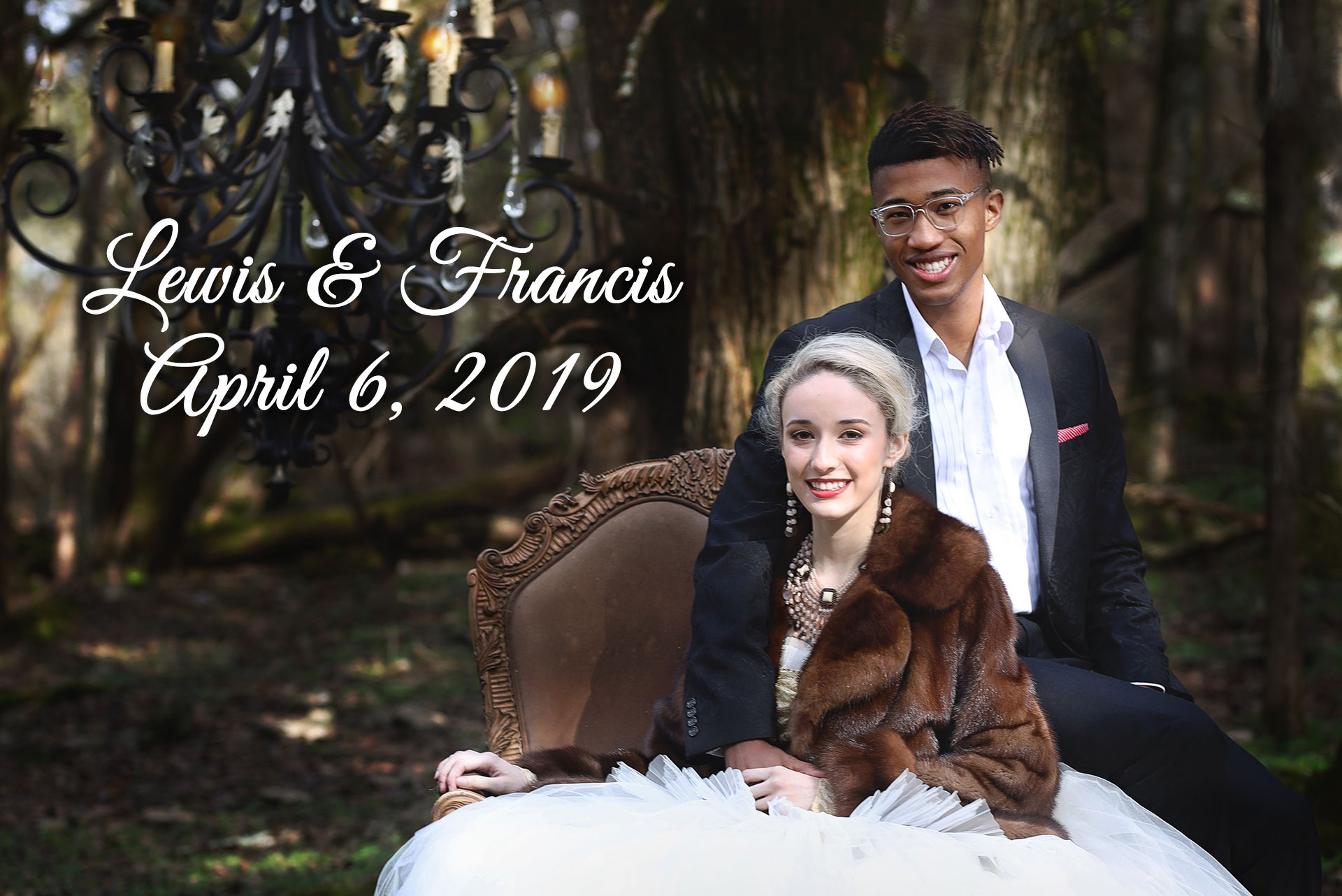 Lewis-Francis Remnant Fellowship Wedding