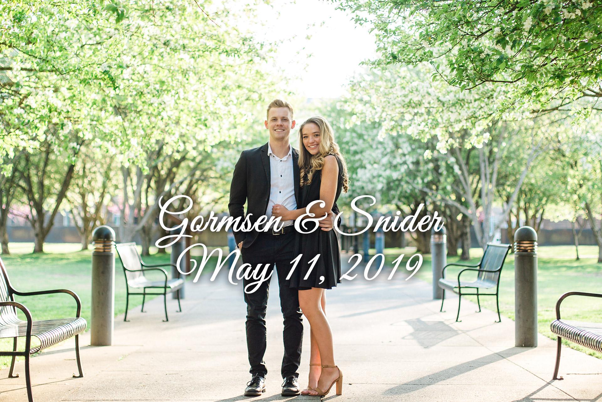 Gormsen-Snider Remnant Fellowship Wedding