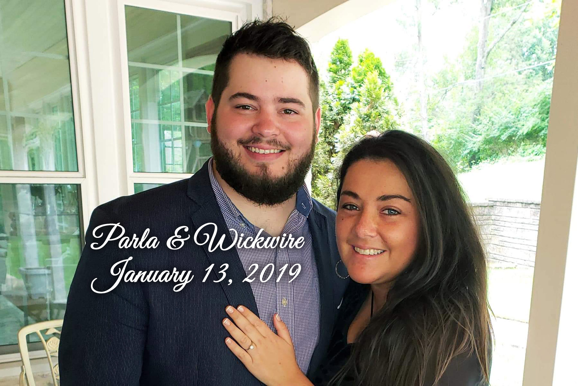 Parla-Wickwire Remnant Fellowship Wedding